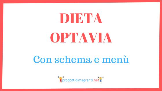Dieta Optavia