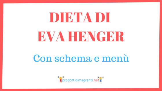 Dieta di Eva Henger