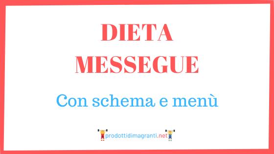 Dieta Messegue