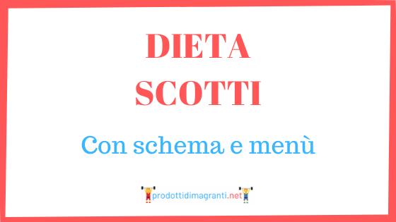dieta Scotti
